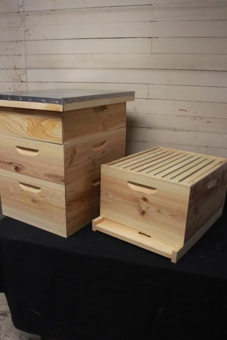 DIY Beekeeping Apiary Kit | Midnight Bee