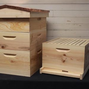 Midnight Bee Supply   Copper Top Apiary Kit
