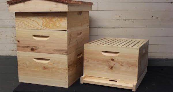 Midnight Bee Supply | Copper Top Apiary Kit