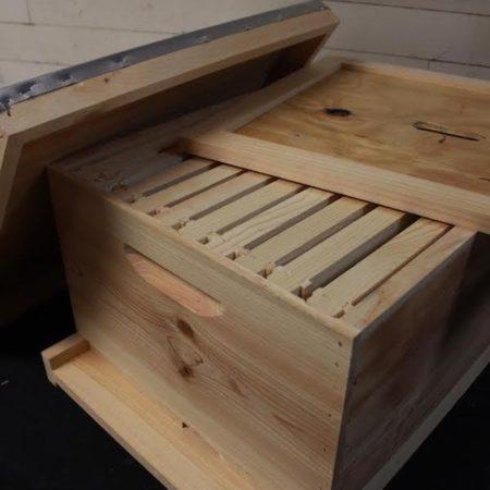 Standard Beekeeping Hive | Midnight Bee Supply