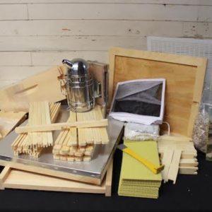 DIY Beginner Beekeeping Kit