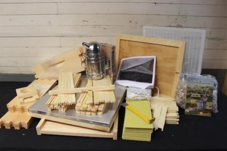 DIY Beginner Beekeeping Kit