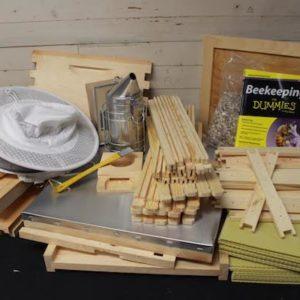 Pollinator Kit   10-Piece Bee Keeping