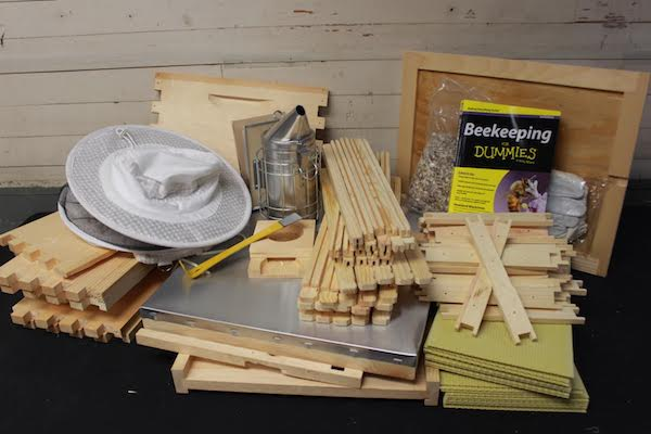 Pollinator Kit | 10-Piece Bee Keeping