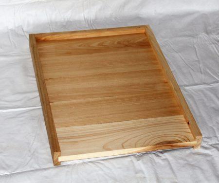 """Beekeeping 22"""" Solid Bottom Board"""