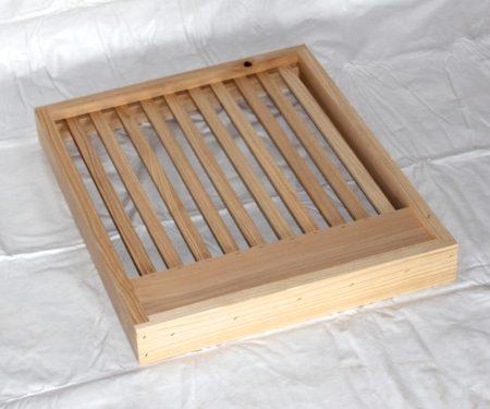 10 Frame Slatted Rack