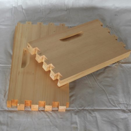 Beekeeping Supplies | Unassembled Pine Shallow Super