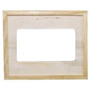 Beekeeping Nuc Introduction Board - 10-Frame