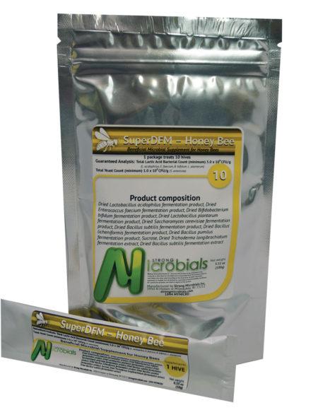 Midnight Bee Supply   SuperDFM - Honey Bee Nutrition