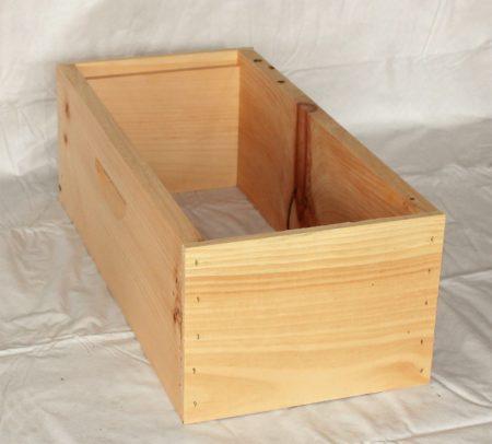 Beekeeping Supplies | Assembled Pine Nuc Box