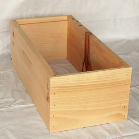 Beekeeping Supplies | Assembled Pine Nuc Box