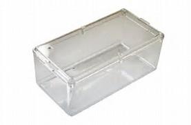 Plastic Beekeeping Container | Cut Comb Half Box